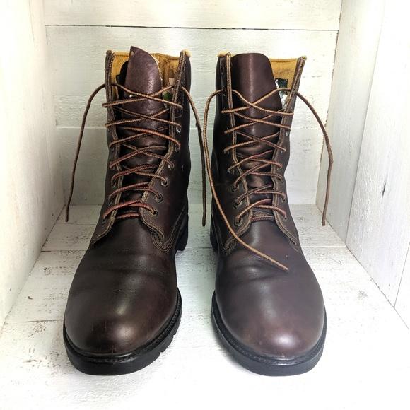 gramática Buzo Borradura  Timberland Shoes | Timberlands Made In Usa 8 Inch Work Boots Usa | Poshmark